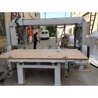 木工清边锯、纵横四边锯、电路板清边双端铣连线、全自动数控四边锯、上海木工锯厂家