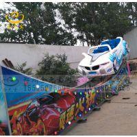 新疆欢乐飞车一款适合室内外广场公园的迷你飞车项目-金元宝游乐设备制造