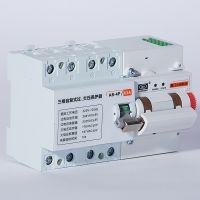 AS-4P/63A-C11三相自复式/自恢复过欠压保护器/过欠压脱扣器价格/作用/接线图-偌德科技