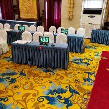衢州市投票器表决器打分器抢答器租赁价格便宜服务好