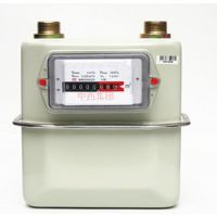 厂家直销-家用燃气表/煤气表 型号:WER/G4