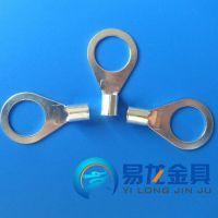 厂家直销OT50-8接线端子 圆形冷压端头 铜线鼻子 全系列规格齐全