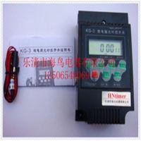 供应KG-3微电脑光时控开关 光控时控一体广告灯控制器 定时器 220V