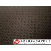 橡胶发泡隔音减震垫 楼板隔音减震垫 5mm单面凹发泡橡胶减振垫板