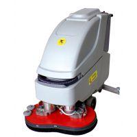 热销双刷自走式洗地机 厂家直销 体积小 工作效率高