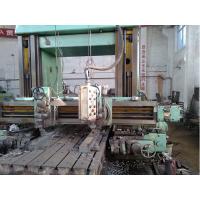 龙门刨电气系统完备的故障保护功能