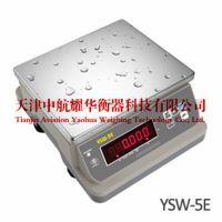 优质英展YSW防水秤 天津电子桌秤