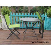 郊游用便携式折叠桌椅套装批发、深圳户外铝合金折叠餐饮桌椅