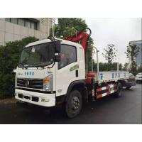 东风牌EQ5110JSQZM随车吊(计量检衡车)配海沃吊机