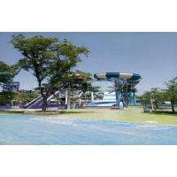 水上乐园海啸池造浪池设计建造,游泳池恒温系统方案
