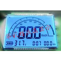 华彩胜生产定制HCS9322电动车控制板LCD液晶显示屏