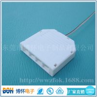 LED快速4位优质环保标准led分流器 LED接线盒 LED分线盒