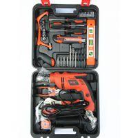 13M冲击钻 多功能电钻两用手40件电钻套装家用微型电动工具