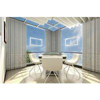 佛山钛镁合金门窗品牌康盈静音门窗供应门窗十大品牌代理KY-50--阳光房