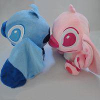 可爱史迪毛绒玩偶 毛绒玩具定制 定做填充毛绒玩具