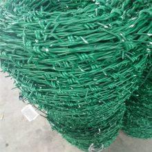 包头市哪里有卖镀锌铁蒺藜和铁丝站桩多钱一米