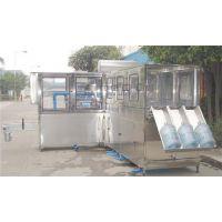 荆州直线灌装,路得酒水灌装封盖机,直线灌装生产线