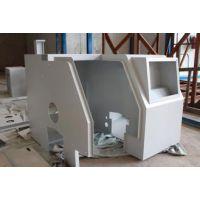 山东奥兰机床附件制作4410型加工中心外壳防护罩质优价廉