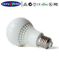 亚宇鸿照明 LED球泡 E27 5w塑料led球泡灯 质量可靠