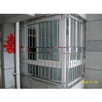 北京通州区梨园加工不锈钢防护栏防盗窗防盗门铁艺围栏塑钢窗