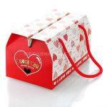 德州纸箱厂家批发 定做彩色礼品盒 加硬包装箱 高强度彩盒 食品专用箱