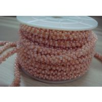 供应:连线米珠 散珠 潮州玻璃珠 珠子