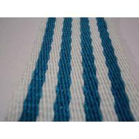 蓝色斜纹织带全国处理