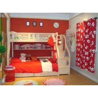 A20美宜佳家居 实木儿童床/子母床/上下床/双层床 可定做尺 特价