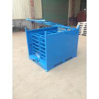 金属箱、 金属料箱 、折叠式周转箱、 料箱非标定制FLZZX生产、 东莞锦川