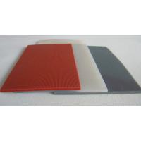 真空覆膜机硅胶板 高抗撕硅胶板