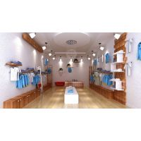 成都儿童服装店/童装店装修设计要多少钱费用/成都门店商铺装修设计公司