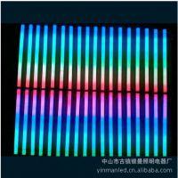 厂家直销 批发 外控 七彩LED护栏管 数码装饰 轮廓管屏量大从优