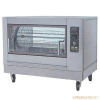 供应YXD-268旋转式电烤炉、电炸炉、烤鸭炉、
