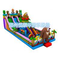 云南保山、昭通好玩儿童充气游乐设施什么价格,充气游玩设施价格,新型充气滑梯