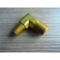 企业集采 L型鼠尾宝塔电缆插座铜接头 高品质电器开关铜接头