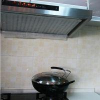 日本品牌家居抽油烟机防油污过滤网 厨房防油贴纸吸油纸