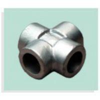 不锈钢304螺纹三通 四通 锻打高压螺纹管件 上海东奎管件厂家直销