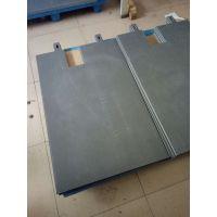 PVC板钻孔加工,灰白色PVC塑料板制品加工厂家价格咨询上海茂科板业