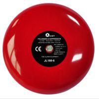 海晟 非编码型消防警铃JL188-6 报警设备专用24v消防警铃