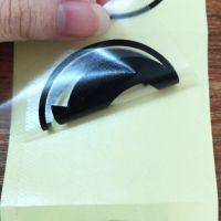 东莞森盛 透明不干胶标签防水撕不烂铜版纸不干胶标签贴纸批发定制