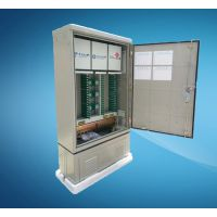 SMC144芯三网合一光缆交接箱不锈钢144芯三网光交箱