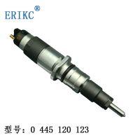英国ERIKC柴油车高压共轨喷油器总成0445120123