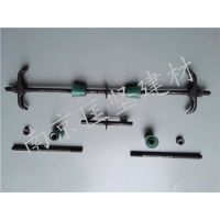 厂家告诉您什么是三段式止水螺杆和老式螺杆?