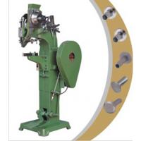 供应元威中型铆钉机 制衣铆钉机定制 铆合设备鞋机厂家直销