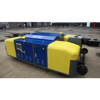 飞机牵引车-卧式舵轮方案-MRT33牵引50T行走方案 上海同普专业提供意大利品牌