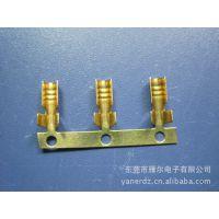 供U型接线端子 270铁镀镍、270不锈钢 270铜端子