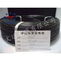 供应国标RV0.5MM平方电子线铜丝规格28/0.25AS国标RV软电线