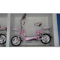 电动自行车14寸可酷迷你小型踏板车批发 供应48V铅酸电池电动车