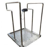 0.2t带打印轮椅秤哪个牌子好 碳钢轮椅秤多少钱