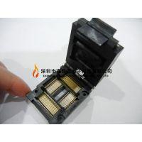 YAMAICHI IC51-0804-819-1 IC插座 QFP80PIN 0.8MM间距